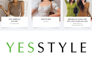 Read more about the article YesStyle