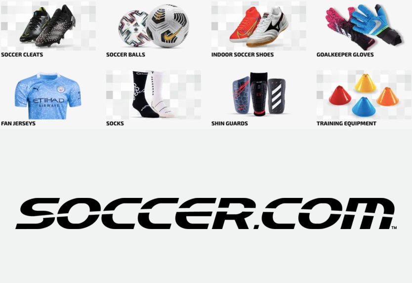 You are currently viewing SOCCER.com