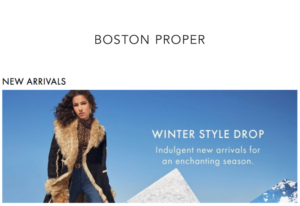 Read more about the article Boston Proper